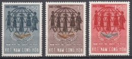 Du N° 261 Au N° 263 Du Vietnam Du Sud - X X - ( E 1675 ) - Vietnam