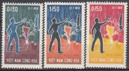 Du N° 242 Au N° 244 Du Vietnam Du Sud - X X - ( E 577 ) - Vietnam