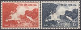 N° 204 Et N° 205 Du Vietnam Du Sud - X X - ( E 87 ) - Vietnam