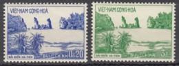 N° 245 Et N° 246 Du Vietnam Du Sud - X X - ( E 831 ) - Vietnam