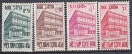 Du N° 192 Au N° 195 Du Vietnam Du Sud - X X - ( E 165 ) - Vietnam