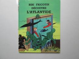 Bibi Fricotin  (état) - Magazines