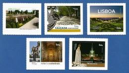 Portugal   2019 Mi.Nr. 4504 / 08 , Sehenswürdigkeiten Algarve - Selbstklebend / Self-adhesive - Postfrisch / MNH / (**) - 1910-... Republic