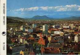 Yugoslavia Slovenia Ljubljana 1966 - World Championship In Hockey,back Side Slogan/flamme - Other