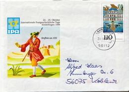 Postal History: Germany Postal Stationery Cover - Philatelic Exhibitions