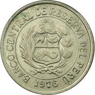 Monnaie, Pérou, 5 Soles, 1976, Lima, TTB, Copper-nickel, KM:267 - Pérou