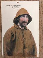 CPA, Ostende, Type De Pêcheur (Oostende ), édition LEGIA (Photypie Liègeoise),non écite - België
