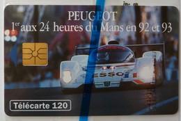 FRANCE - F396 - Peugeot 905 1 - 120 Units - 07.93 - Mint Blister - France
