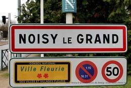 Noisy-le-Grand (93)- Enrée Du Bourg (Edition à Tirage Limité) - Noisy Le Grand