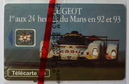 FRANCE - F397 - Peugeot 905 1 - 50 Units - 07.93 - Mint Blister - France