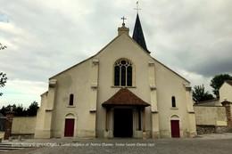 Noisy-le-Grand (93)- Eglise Saint-Sulpice Et Notre-Dame (Edition à Tirage Limité) - Noisy Le Grand
