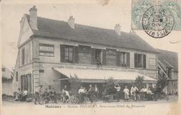 77--MALNOUE--MAISON PHILBERT--VOIR SCANNER - Frankrijk