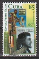 Cuba 2019 / Che Guevara Verde Olivo Magazine MNH / Cu13514  C4 - Celebridades
