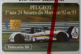 FRANCE - F401 - Peugeot 905 1 - 50 Units - 07.93 - Mint Blister - France