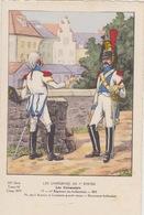 Uniformes Du 1er Empire 14eme Régiment 1810  ( Tirage 400 Ex ) - Uniformen