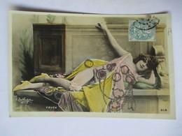 YRVEN        -   BRILLANTS     -  PHOTO  REUTLINGER           TTB - Artistes