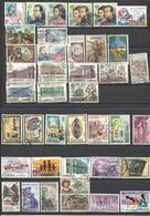 España. Lote De Sellos Usados Diferentes De Los Años 70 - Sellos