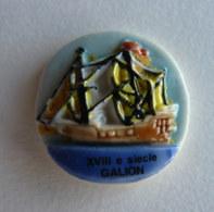FEVE PRIME 1993 VOILIER GALION XVIII è Siècle BATEAU - Strips
