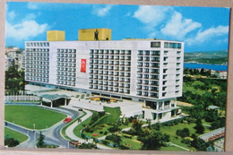MONDOSORPRESA, ISTANBUL, HILTON HOTEL VIAGGIATA - Turchia