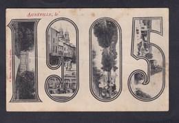 Luneville (54) Multivues Dans Les Chiffres De L'année 1905 ( Ed. Bastien En L'état) - Luneville