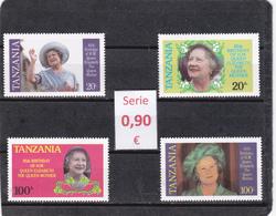 Tanzania  -  Serie Completa Nueva**    - 6/3339 - Tanzania (1964-...)