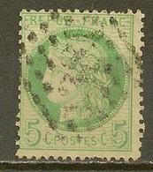 YVERT - N° 53g - Cote 10 € - 1871-1875 Cérès