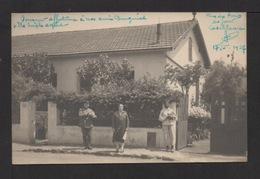 CPA Photo . CASABLANCA . Rue Du Point Du Jour . Animation . - Casablanca