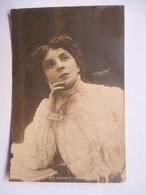 Mme. SIMONNE  LE  BARGY     -  PHOTO  MANUEL     TTB - Artistes