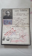 """2.ANCIENNES CARTES D'IDENTITÉ """"1943"""" - Collections"""