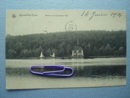 Genval : Maison De Guillaume Tell En 1914 - Belgique