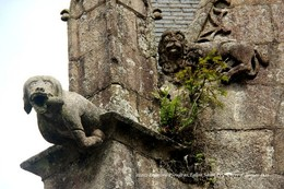 Loguivy-Plougras (22)- Ancienne Eglise Saint-Evy (Edition à Tirage Limité) - France