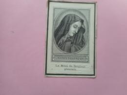 D.P.-MARIA-ANNA LOOTS°ST.OMERCAPPELLE +VEURNE 16-6-1879-81 JAREN - Godsdienst & Esoterisme