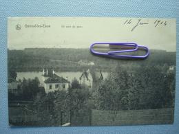 Genval : Coin Du Parc En 1914 - Belgique