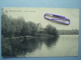 Genval :café De L'aquarium En 1914 - Belgique