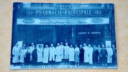 CPA Amiens Pharmacie - Amiens