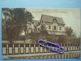 Genval : Teminus Hôtel En 1925 - Belgique