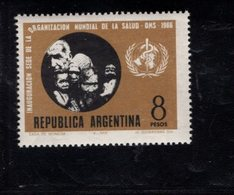 780402113 1966 SCOTT 795 POSTFRIS  MINT NEVER HINGED EINWANDFREI  (XX) - PEOPLE OF VARIOUS RACES AND WHO EMBLEM - Argentinien