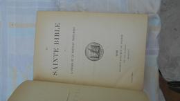 Bible Ostervald 1894 - Books, Magazines, Comics