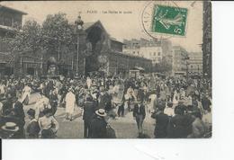 PARIS Les Halles Le Matin 1912 - France