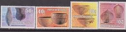 Papua Nuova Guinea Artigianato Set MNH - Francobolli
