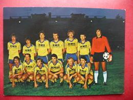 F C Thonon  74 équipe De Foot Team Players Football - Thonon-les-Bains