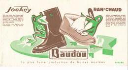 "Buvard Botte Baudou ""Jockey  /  Ran'Chaud ( Chaussures ) - Chaussures"
