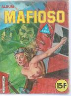 MAFIOSO  Reliure N° 10 ( N°21 + 22 )  -  ELVIFRANCE -    1984 - Erotique (Adultes)