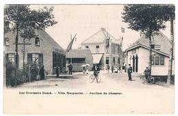 Lac Overmeire Donck - Villa Marguerite - Pavillon Du Chasseur (Geanimeerd) - Berlare