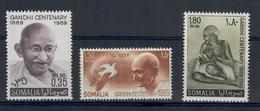 SOMALIA 1969 - GANDHI   - MNH ** - Somalia (1960-...)