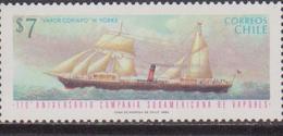 Cile Chile - Navi Ships Set MNH - Trasporti