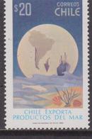 Cile Chile - Ship Export Set MNH - Trasporti