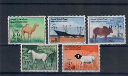 SOMALIA 1972 - FAUNA ANIMALI    - MNH ** - Somalia (1960-...)