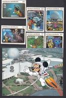 Wib_ Kleine Sammlung  Walt Disney - Postfrisch MNH - Weltweit - Disney