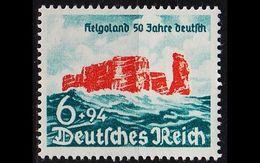 GERMANY REICH [1940] MiNr 0750 ( */mh ) Landschaft - Allemagne